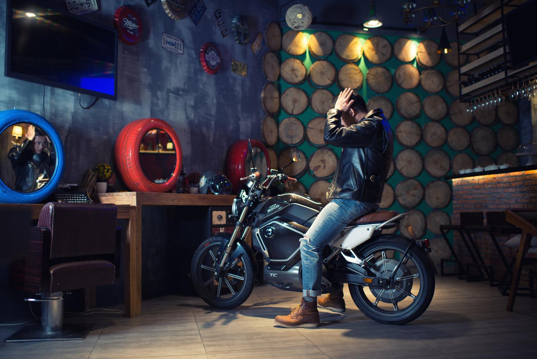 Motos & scooters électrique Super SOCO